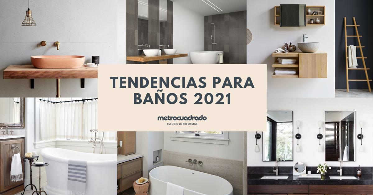 Banner Blog Tendencias Baños 2021